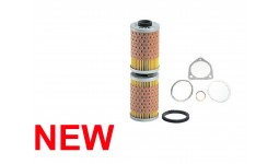 Oilfilter OX36D with o-ring & gaskets, all models with oilcooler