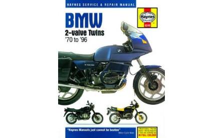 Haynes BMW 2-valve Twins** 1969-1996