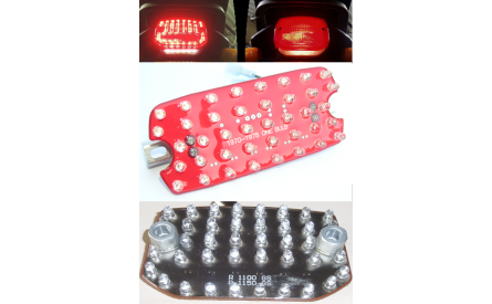 LED Taillight 4V