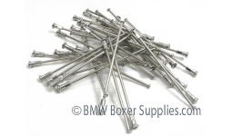 Stainless Spokes 140mm with nipple