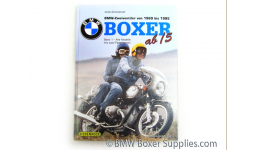 BMW 2V Boxers from 1969 until 1985 from /5 on