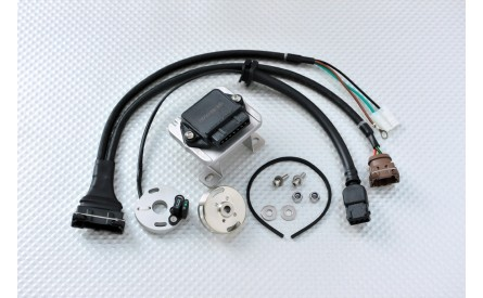 Fully Electronic Ignition R 1969 up to 1979