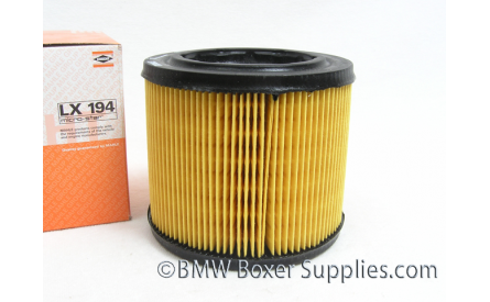 Airfilter round all models 1969-1981