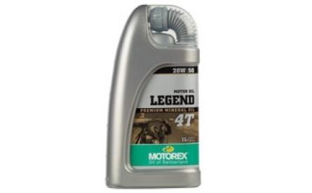 Motorex Motorolie 20w50 1 liter