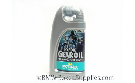 Motorex Hypoid Versnellingsbakolie 80W90 1 liter