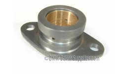 Camshaft bearing cast iron/bronze lining