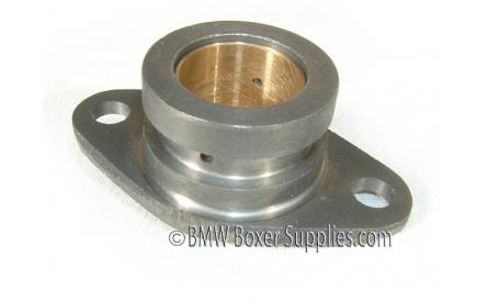 Camshaft bearing cast iron/bronze lining