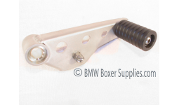 Stainless Steel Gearsshiftpedal with Roll