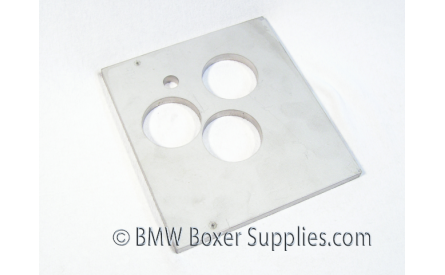Gearbox clearance plate