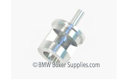 Gearbox Breather Aluminium