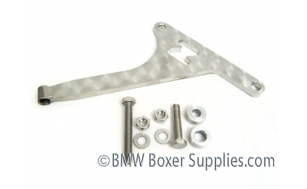 Footpegbracket for Exhaust