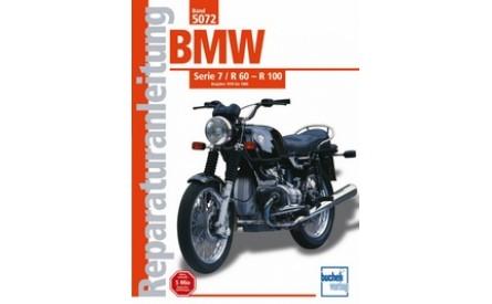 Werkplaatsboek Buchelli R100,S/RS/RT 1981> duitstalig