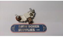 Alternator brush holder plate  12311243003