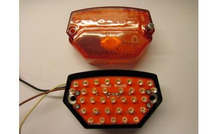 LED rear light insert for G/S en GS