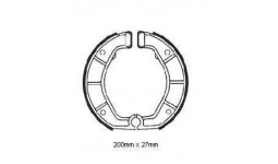 Brake Shoe set GS 1990> rear